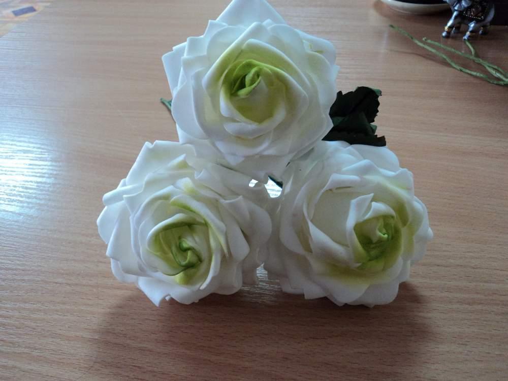 Цветы из латекса. купить