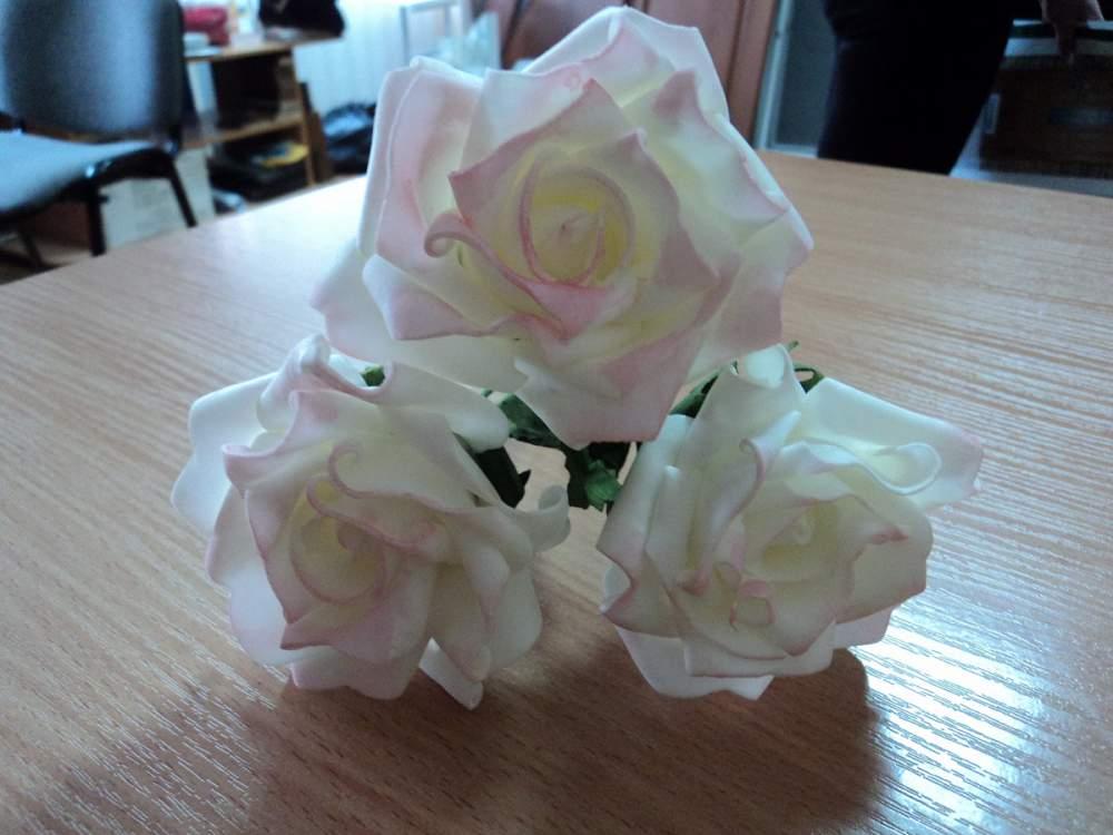 Цветы из латекса купить украина яркие красочные букеты привлекающие внимание на сайте amf можно заказать
