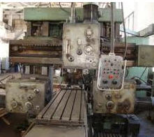 Buy Longitudinally milling machine 6606