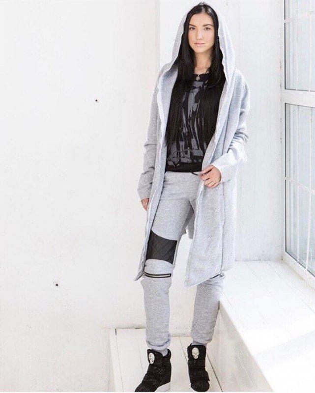 Купить Женский утепленный спортивный костюм