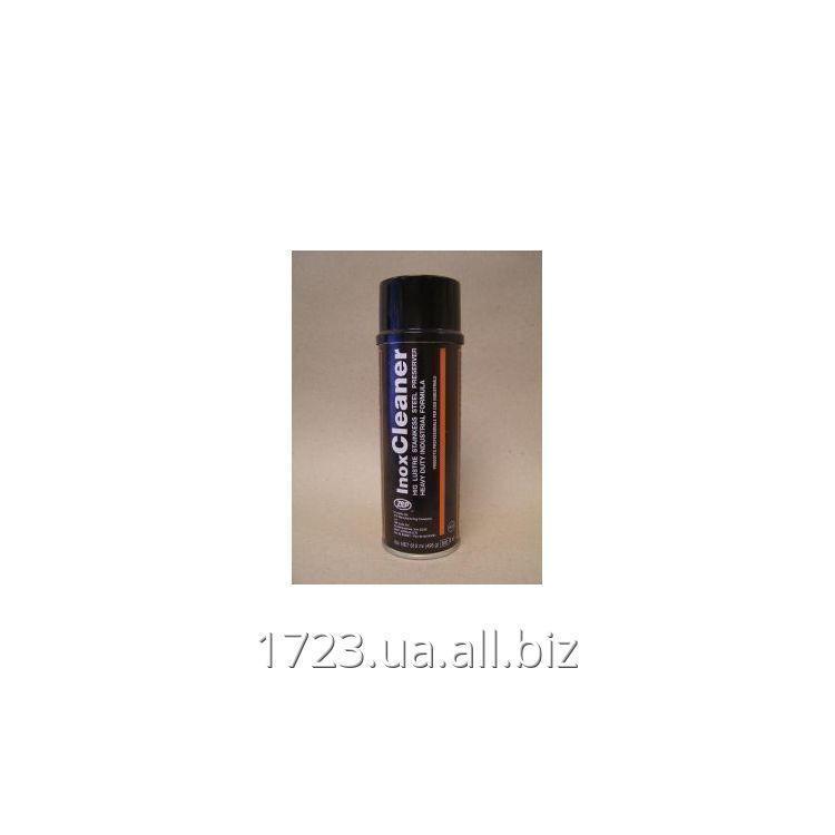 Купить Аэрозольный препарат для защиты и очистки нержавеющей стали и алюминия Inox Cleaner Aero Tm
