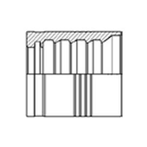 Купить Обжимная гильза для резиновых РВД M9X