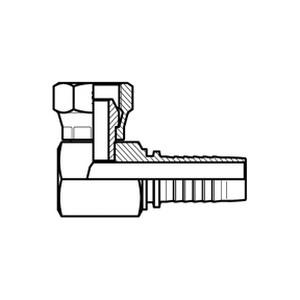 Купить Стандартный фитинг Compact DKR 90