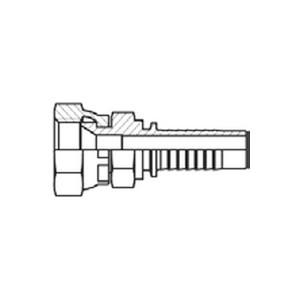 Купить Стандартный фитинг тип Z Резьба BSP, обратный конус 60° Toyota