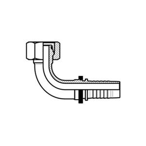 Купить Стандартный фитинг тип Z DKR-F 90