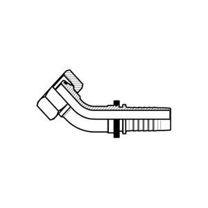 Купить Стандартный фитинг тип Z DKR-F 45