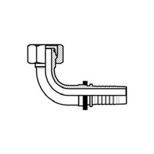 Купить Стандартный фитинг тип Z DKOL 90