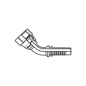 Купить Стандартный фитинг тип Z DKJ 45
