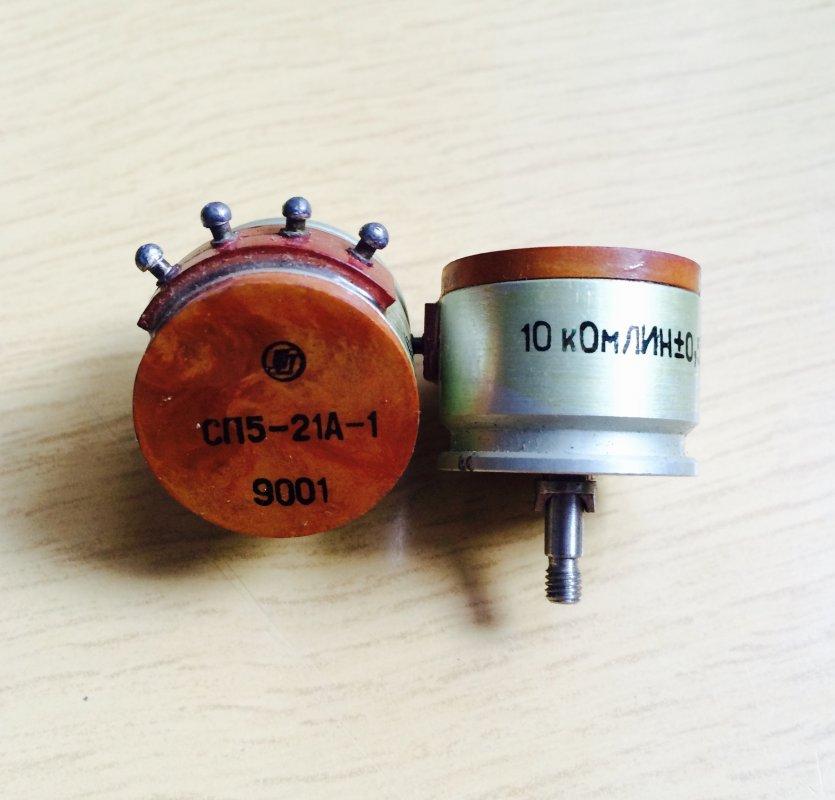 خرید کن КОм Резистор СП5-21А-1 10 kΩ SP5 21A 1 10