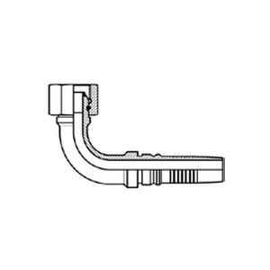 Купить Фитинг Interlock DKOR 90