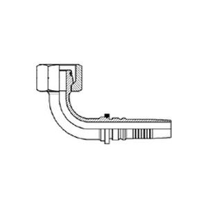 Купить Фитинг Interlock DKOS 90