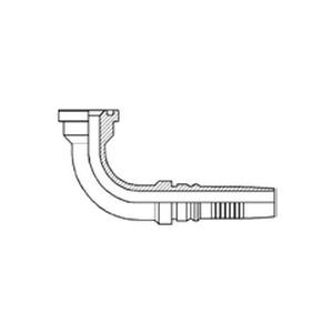 Купить Фланец SAE 3000 Фитинг Interlock тип IL