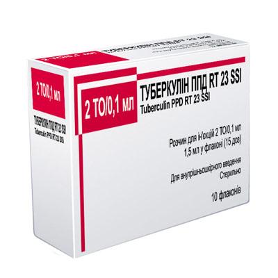 Купить Туберкулін