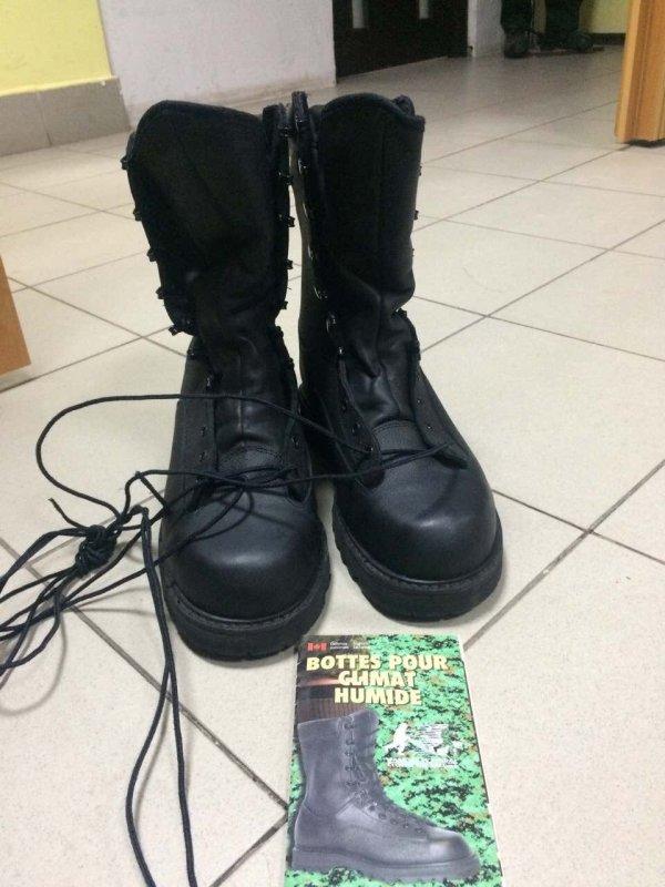 Kup teď Kotníkové boty armády Nato taktiky Kanada zimní