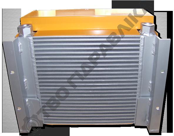 Гидравлический масляный радиатор AH1490T CA