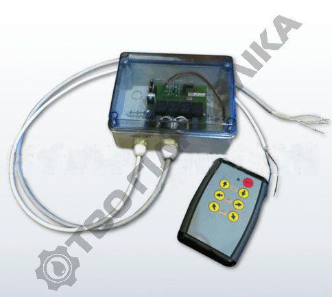 Радиоконтроллер с пультом дистанционного управления
