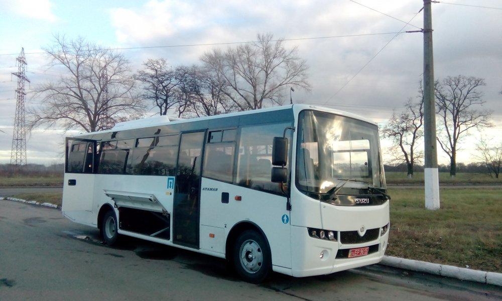 Автобус ATAMAN - А09216 (турист)