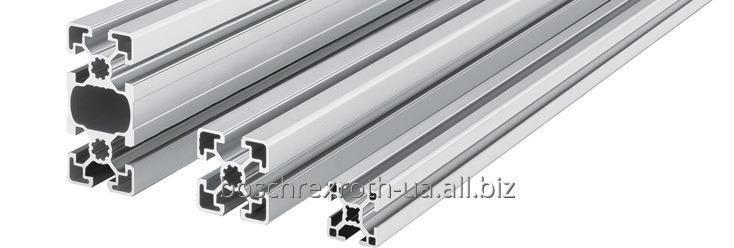 Система алюминиевых профилей более 100 типов сечений