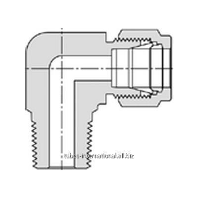 Соед. колено с наруж. резьбой NPT для дюйм.трубки C769L Let-Lok