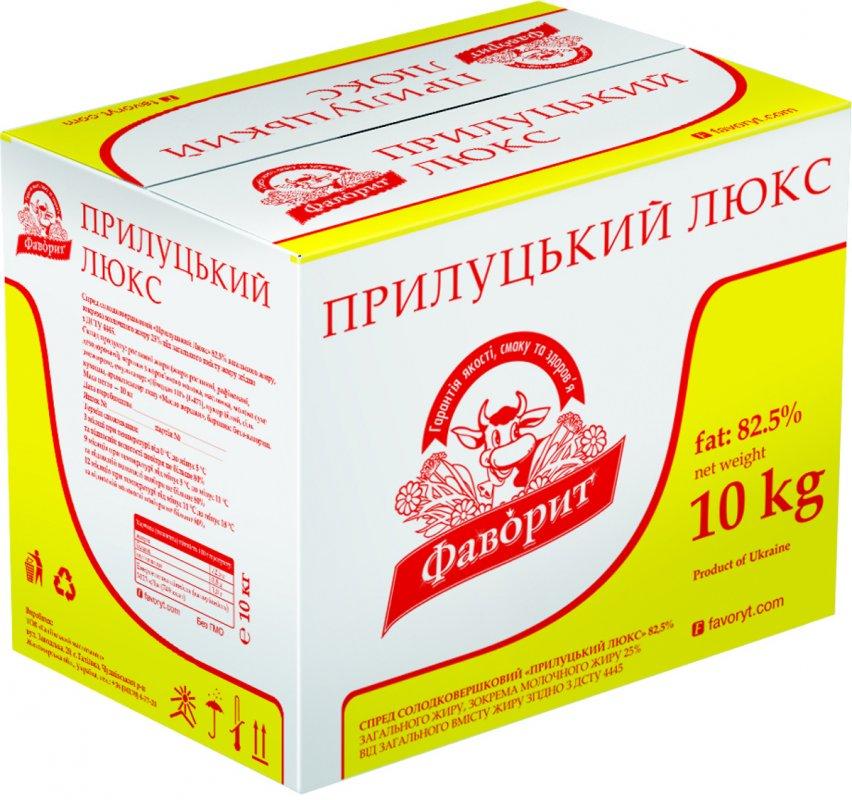 """СПРЕД """"ПРИЛУЦКИЙ ЛЮКС"""" 82,5%/ SPREAD """"PRYLUTSKYI LUX"""" 82,5%"""