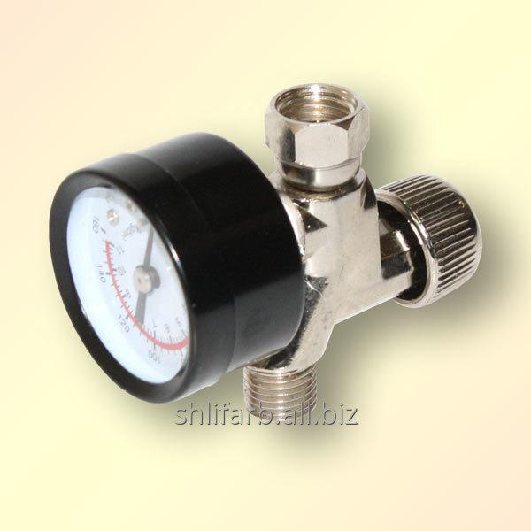 Регулятор давления (редуктор) для краскопультов Air Pro R12