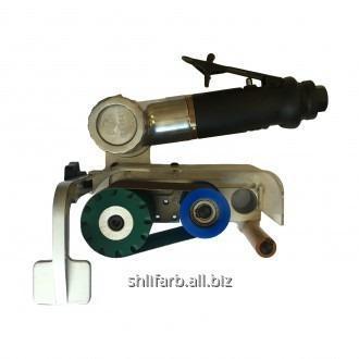 Шлифмашина ленточная роликовая пневматическая Air Pro SA4641