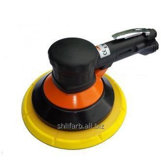 Шлифмашина орбитальная пневматическая профессиональная с самоотводом пыли и кругом 178 мм Air Pro SA4198S