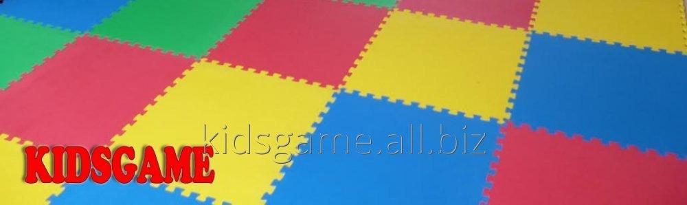Купить Модульные напольные покрытия маты EVA для детских лабиринтов и игровых комплексов