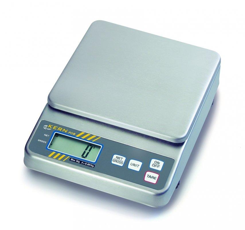 Купить Весы Kern FOB 1.5K0.5