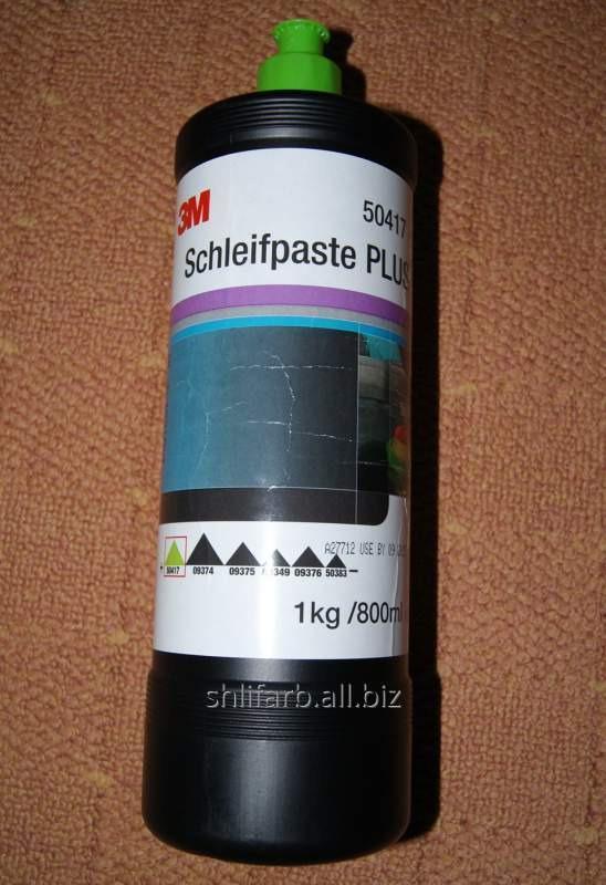 Полировальная паста 3М-50417