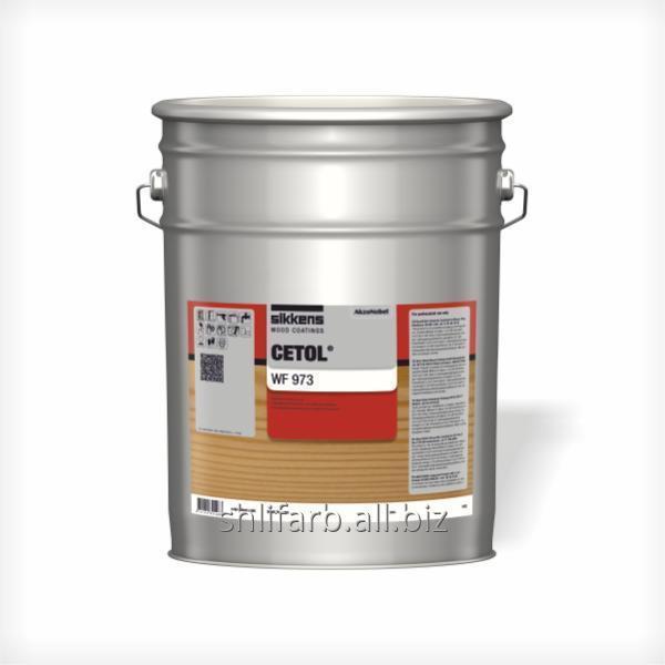 Купить Финишное покрытие Cetol WF 973
