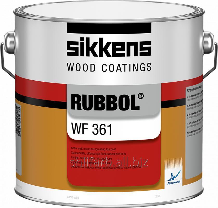 Водорастворимая краска  для наружных работ Rubbol WF 361