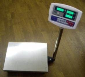 Купить Весы для склада товарные платформенные электронные напольные до 100-150-200-250-300-500-600 кг