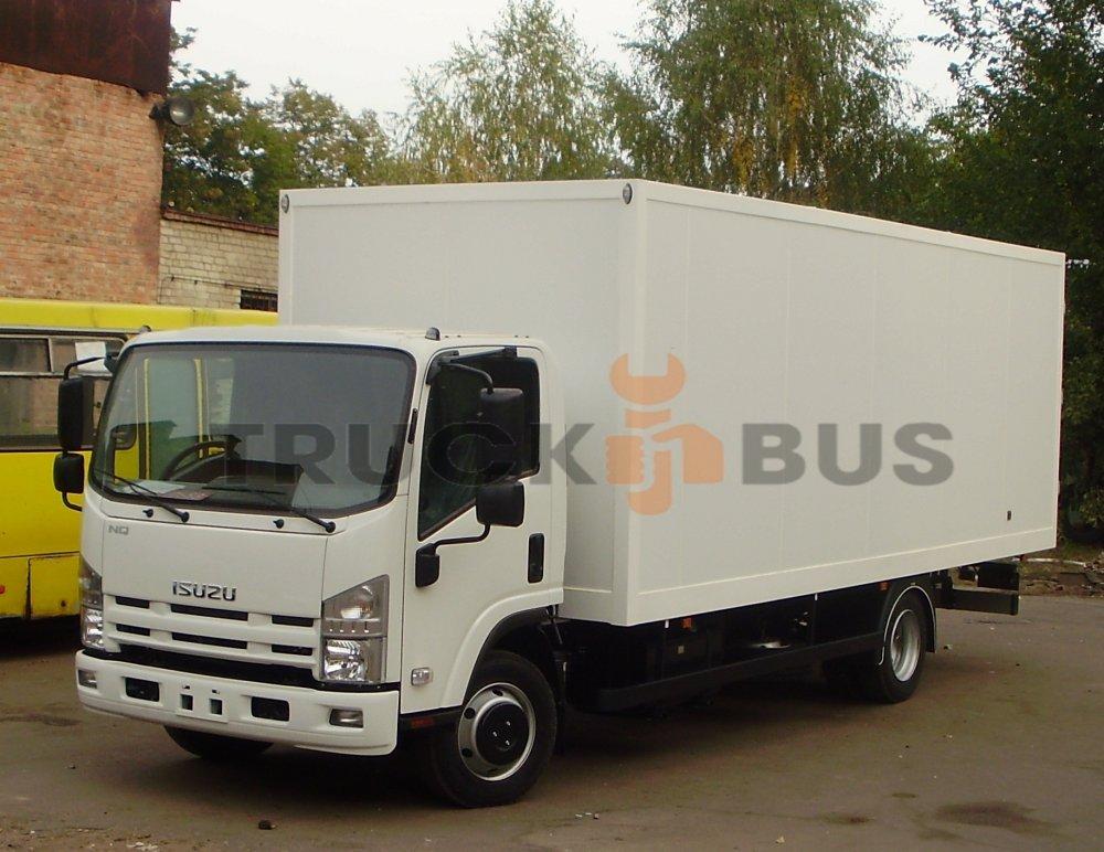 Автомобиль ISUZU NQR 90 L-K/M –сендвич-панельный фургон