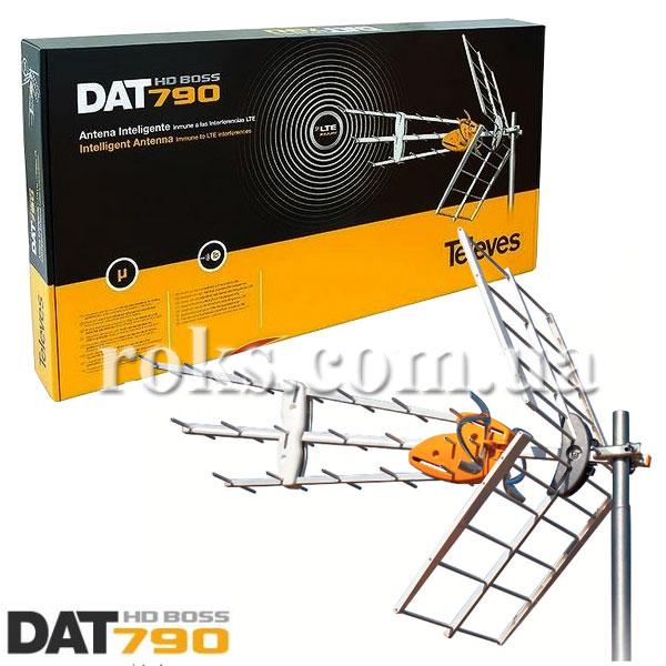 Купить Эфирная антенна DAT HD BOSS 790, Televes ref.1499