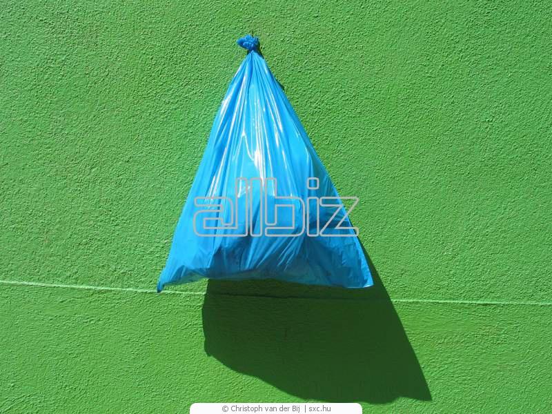 Купить Мешки для мусора полиэтиленовые