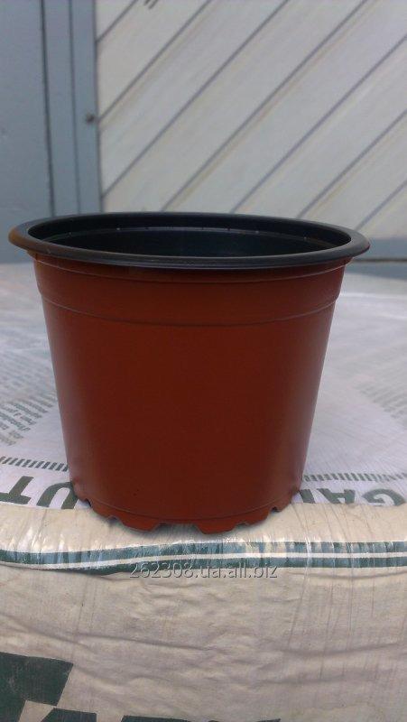 Купить Горщики для квітів TEKU (діаметр 14)