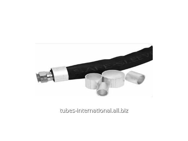 Алюминиевая втулка для крепления защитных покрытий Safe Sleeve