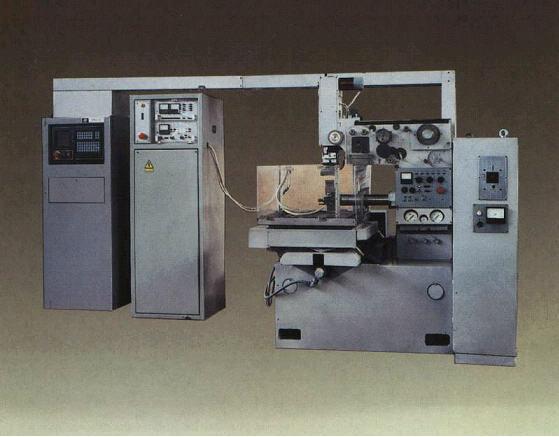 Купить Станок электроэрозионный вырезной с ЧПУ модели ЛФ-96Ф3