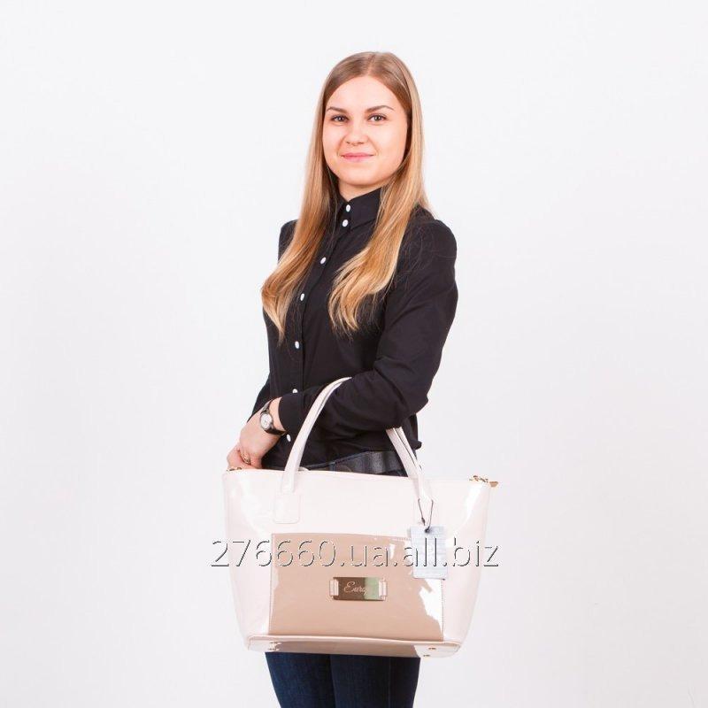 Buy Varnish handbag - the shopper of elite