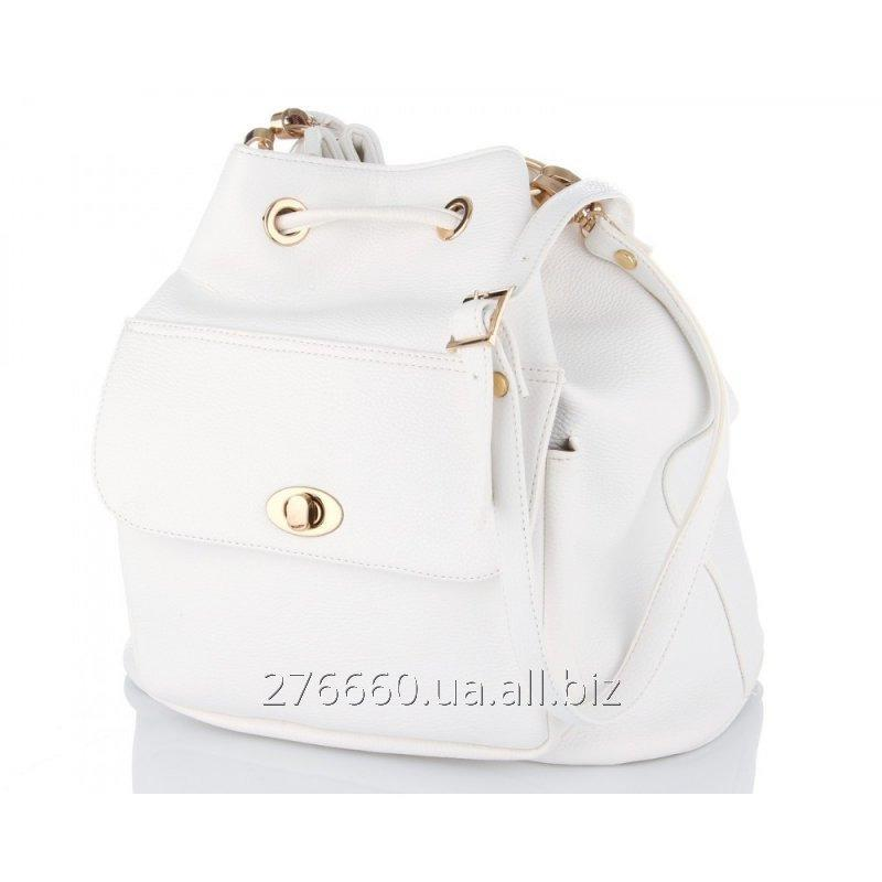 Buy White handbag of elite of a class on a lace.