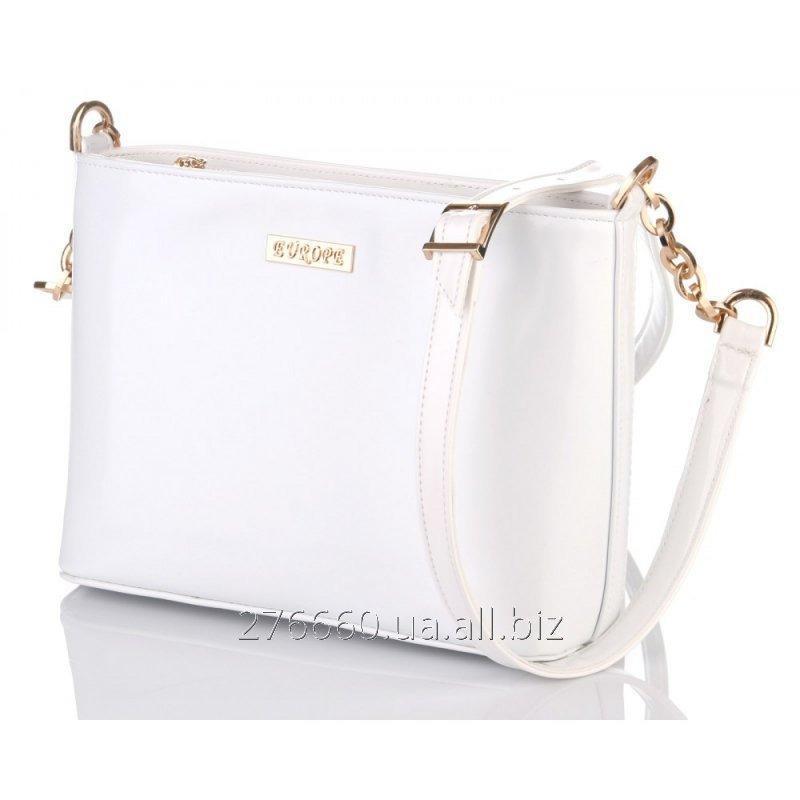 Buy Classical white handbag - summer from Е&М