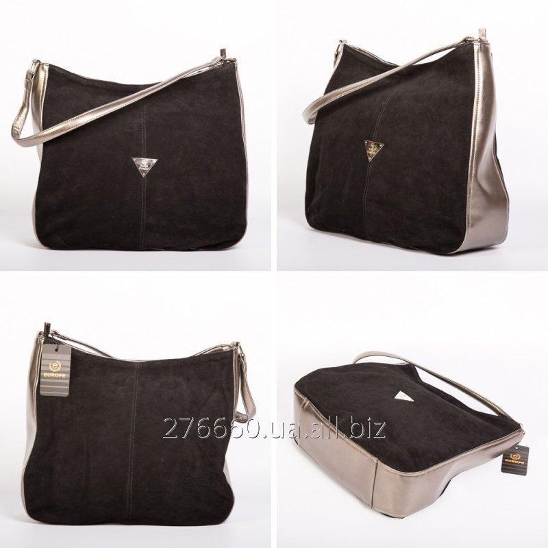 Buy Suede soft Vip bag