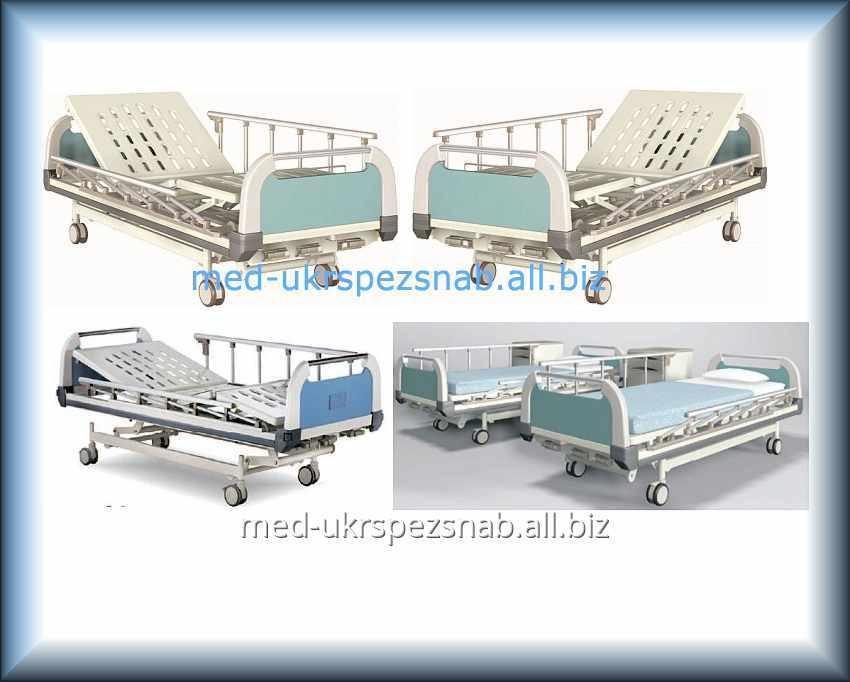 Купить Кровать механическая медицинская функциональная E-31