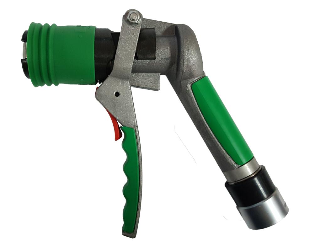 Топливораздаточный пистолет LPG group T6 3-х лапочный газовый LPG для пропана бутана автогаза АГЗС струбцина заправочный раздаточный кран