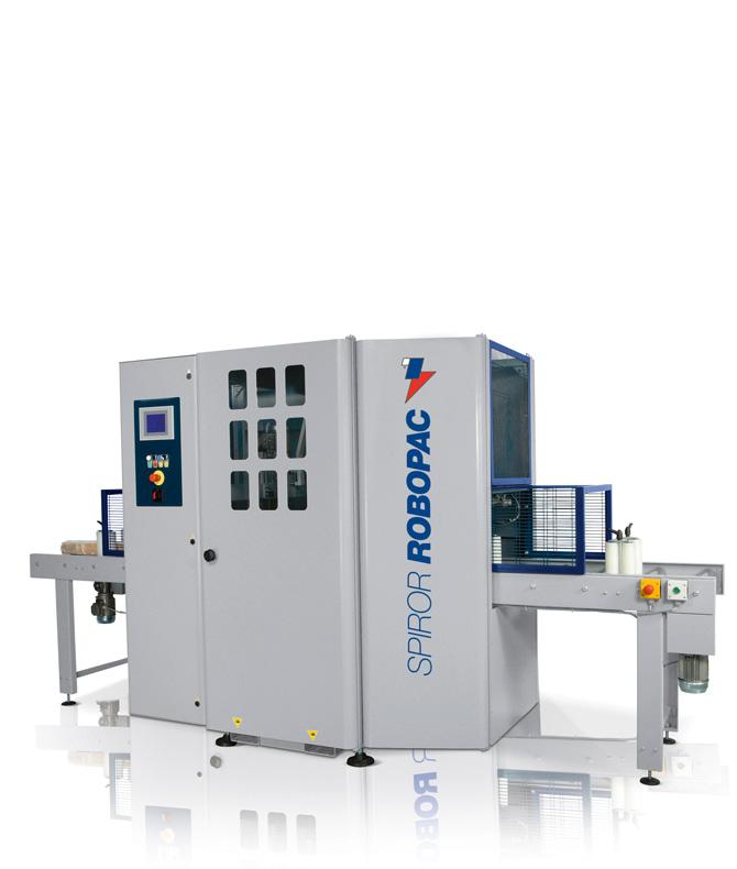 Купить  Упаковочное оборудование для длинномеров Spiror HP 900