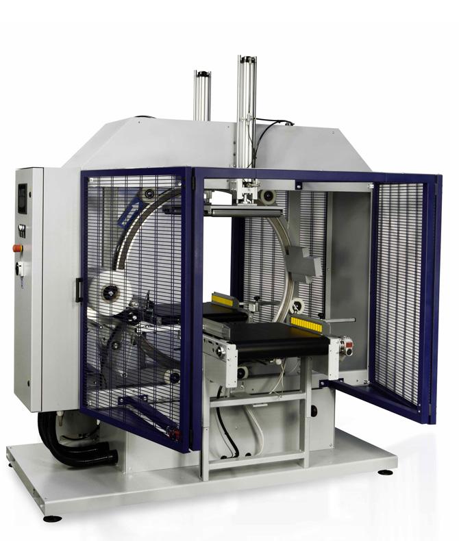 Buy Orbital packing machine of Orbit 9 (Robopac)