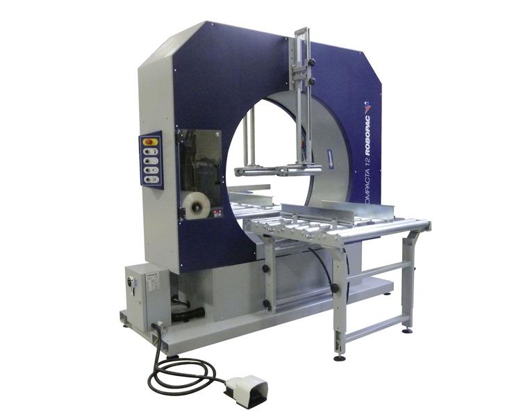 Горизонтальный упаковщик длинномеров Robopac Compacta 9