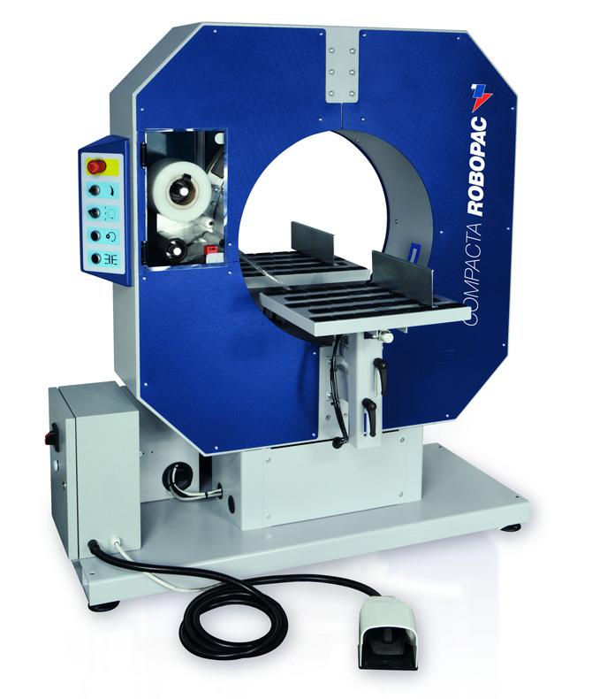 Горизонтальная упаковочная машина Robopac Compacta 6