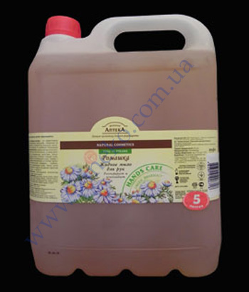 Liquid soap Green Drugstore of 5 l camomile